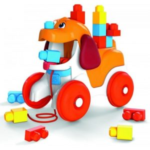 Конструктор Любимый щенок Mega Bloks GNW63