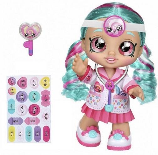 Кукла врач Синди Попс (Cindy Pops) Kindi Kids Moose