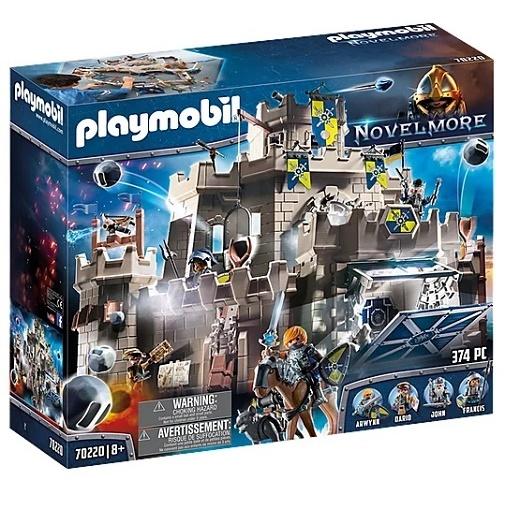 "Набор ""Гранд замок Новелмор"" (374 дет.) Playmobil 70220"