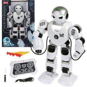 Радиоуправляемый робот (5 стрел) Альф Наша Игрушка