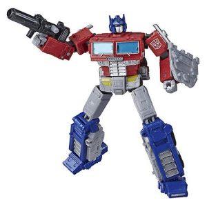 Трансформер Лидеры Офрайз Оптимус Прайм 17 см Transformers Hasbro