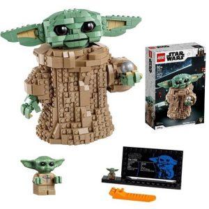 Лего 75318 Мандалорец (Малыш Йода) Star Wars (1073 детали) LEGO