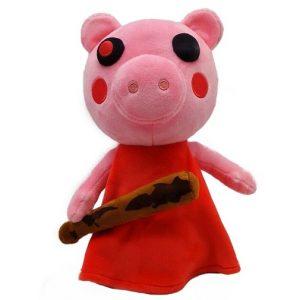 Мягкая игрушка Пигги из игры Роблокс 22 см Piggy Roblox