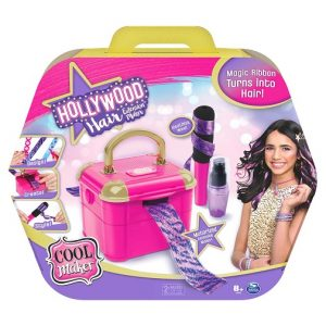 Набор для волос Голливудские локоны Cool Maker, Spin Master