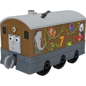 Паровозик Тоби в стиле Сафари Thomas & Friends GLK61