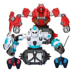 Радиоуправляемый бой роботов Battle Armor RC62982 Guangdong