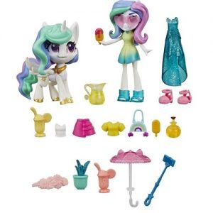 """Игровой набор My Little Pony """"Волшебное зеркало"""" Принцесса Селестия Hasbro"""