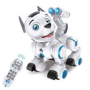 Интерактивная Умная Собака робот K10 Le Neng Toys