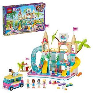 Лего 41430 Конструктор Летний аквапарк LEGO Friends