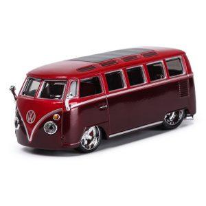 Минивэн Bburago 132 Volkswagen Bus Samba 18-42004