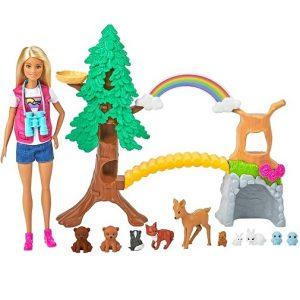 "Набор ""Барби гид по дикой природе"" Wilderness Guide Barbie GTN60"