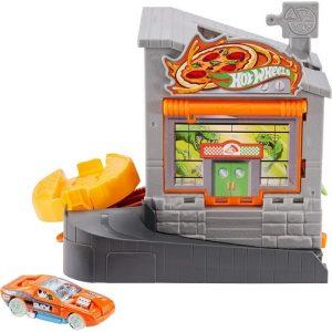 Набор игровой Сити Подбрасывание пиццы Hot Wheels City GFY68