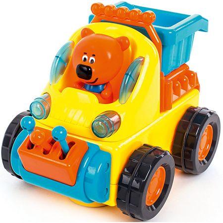 Транспортный набор Кеша Грузовик Ми-ми-мишки Gulliver