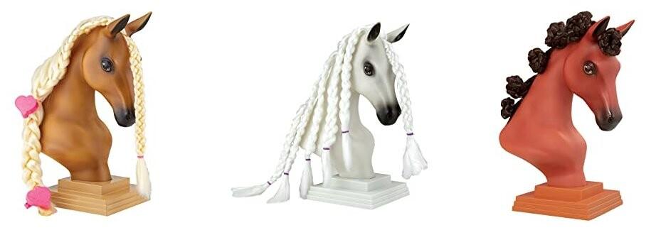 Стайлинг-головы гривы лошади Mane Beauty Breyer