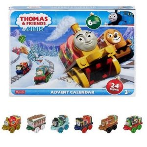 Адвент-календарь Паровозик Томас 24 minis Thomas & Friends