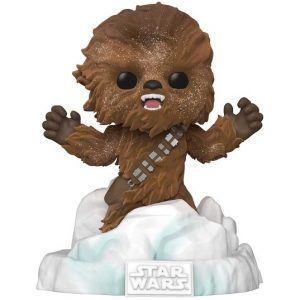 Фигурка Чубакки Funko Pop! Chewbacca Deluxe Star Wars: Battle at Echo Base Series