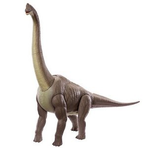 Игровая фигурка Колоссальный Брахиозавр Jurrasic World Mattel