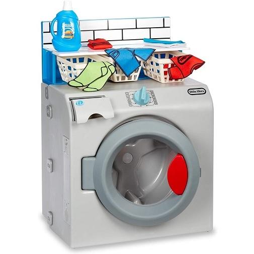 Игрушка стиральная машинка детская First Washer Little Tikes 651410