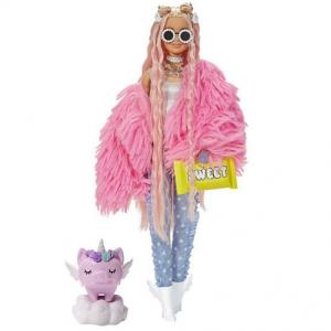 Кукла Барби Экстра Pinkalicious OMG Barbie Fashionistas XTRA