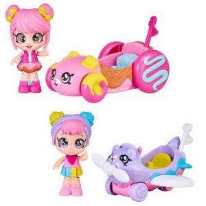 Кукла малышка Kindi Kids Minis с машинкой Moose