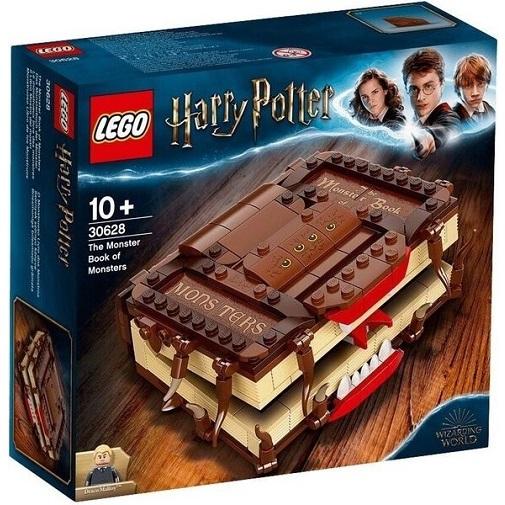 Лего 30628 Конструктор Книга монстров LEGO Harry Potter