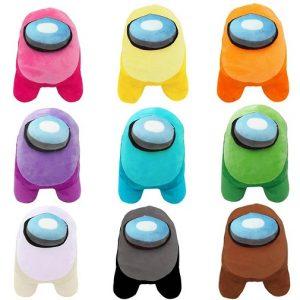 Мягкая игрушка Амонг Ас 25 см из игры Among Us