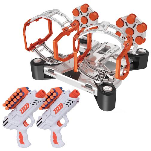 Набор AstroShot Zero Gyro с вращающимися мишенями Nerf