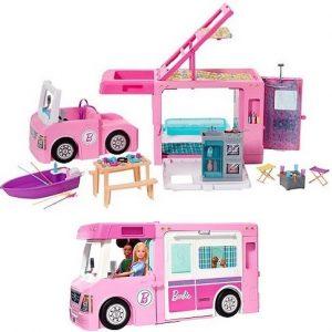 Набор Барби Дом мечты на колесах (кемпер) Barbie GHL93
