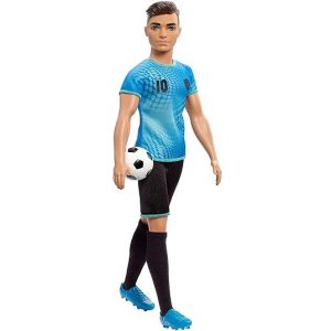 Кукла Кен Футболист Barbie Кем быть? FXP02
