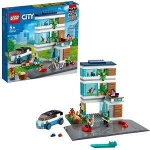 LEGO City 60291 Конструктор Семейный дом Family House