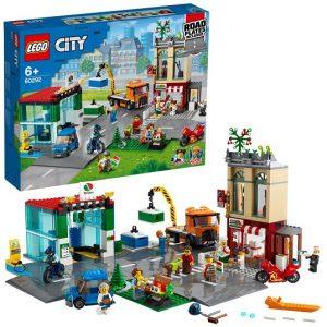 LEGO City 60292 Конструктор Центр города Town Centre