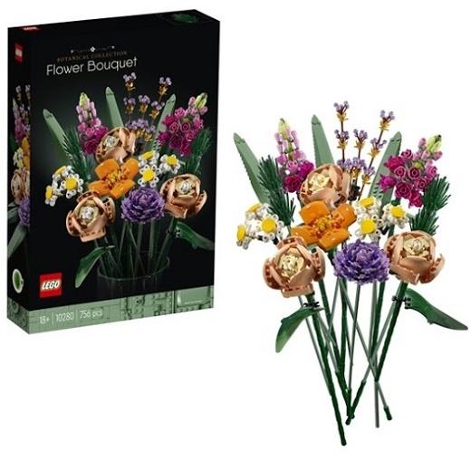 LEGO Creator 10280 Цветочный букет Flower Bouquet