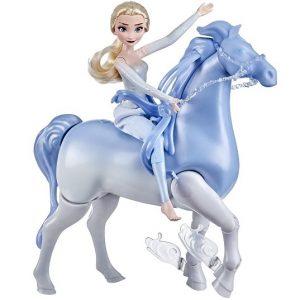 """Набор Эльза и Нокк (плавает и ходит) """"Холодное сердце-2"""" Frozen Hasbro E67165"""