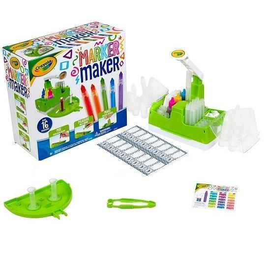 Делаем фломастеры сами Marker Maker Crayola