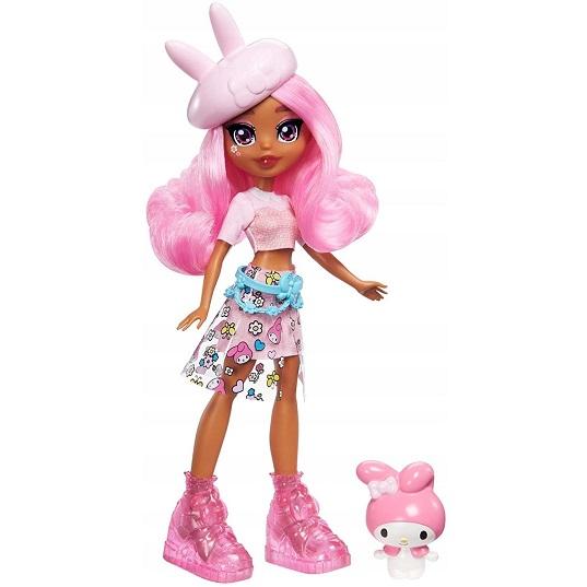 Кукла Стайли с котенком Мелоди Hello Kitty 25 см GWW97