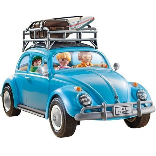 Машина Жук VW Beetle Volkswagen Playmobil 70177