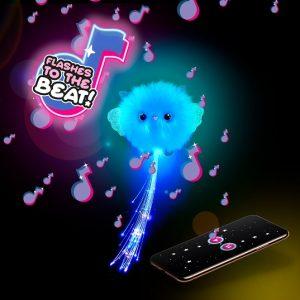Мягкая игрушка Чиби - светится в такт музыке Chibies Wow! Stuff