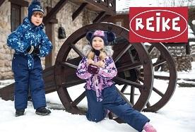 Reike (Рейке) • детская зимняя одежда и обувь с финским качеством