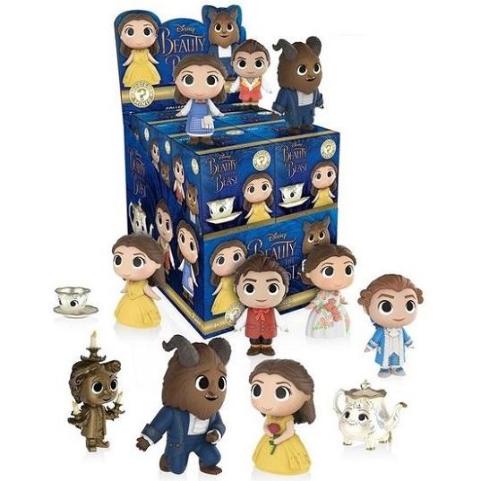 Фигурка Funko Mystery Minis Blind Box: Disney Beauty And The Beast