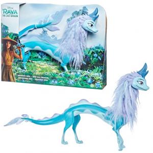 Фигурка дракона Сису 65 см Sisu Disney Raya and The Last Dragon