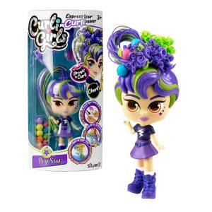 Кукла Поп-звезда Чарли Curli Girls 82092