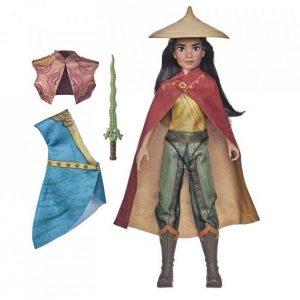 Кукла Райя с аксессуарами 29 см Disney Raya and The Last Dragon