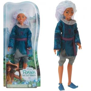 Кукла Сису человеческая форма дракона 29 см Disney Raya and The Last Dragon