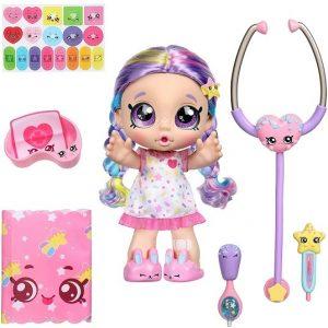 Кукла интерактивная с набором доктора Кейт Kindi Kids 50041