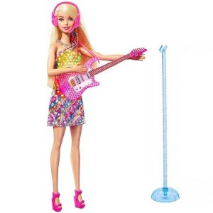Поющая кукла Барби Малибу Barbie Big City Big Dreams GYJ21