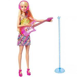 Поющая кукла Барби Малибу Barbie Big City Big Dreams GYJ21