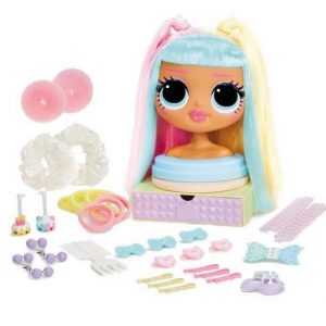 Стайлинг-головы куклы ЛОЛ Candylicious L.O.L. OMG