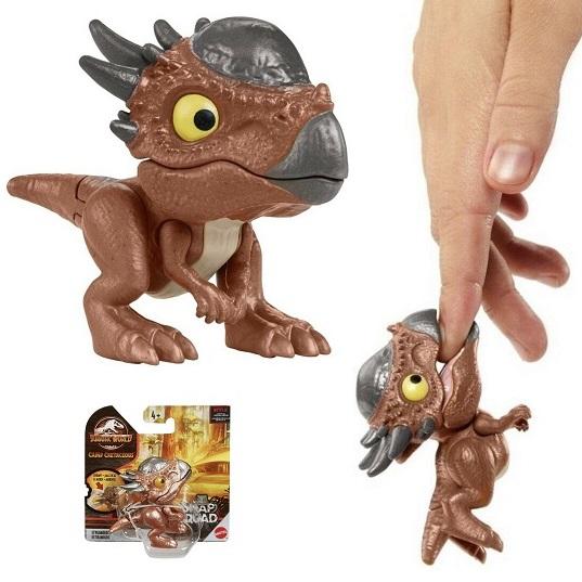 Цепляющийся динозаврик Стигимолох Camp Cretaceous Jurassic World GGN26