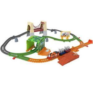 """Железная дорога """"Ния и слон"""" Thomas & Friends GPD84"""