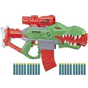 Бластер Тираннозавр Dino-Squad Rex-Rampage NERF F0807